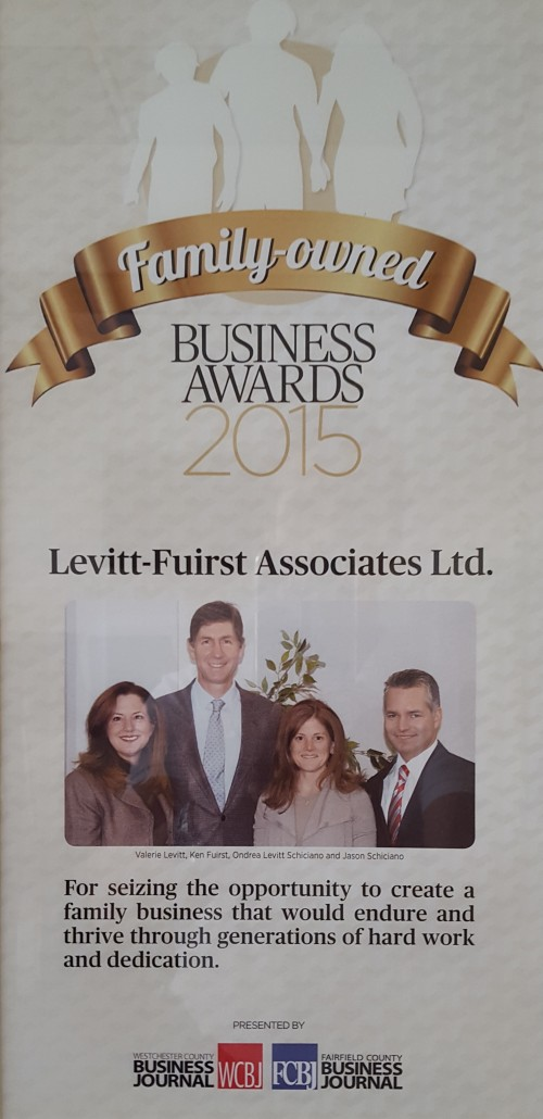 Family Owned Business Award 2015