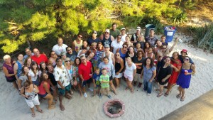 2015 LF Beach Day