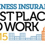 2015 Business insurance Best Places to Work