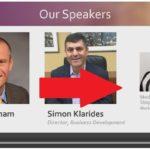 Our Speakers Slide