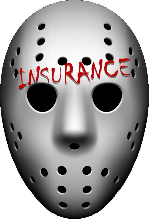 Jason Mask Why Fear Insurance